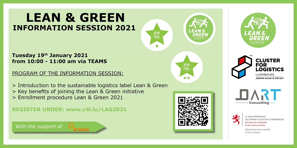 LAG info session invite