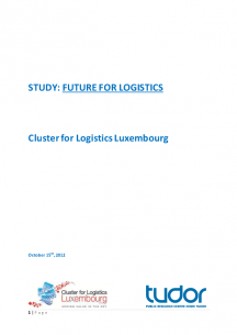 C4L Future for Logistics Study 2012