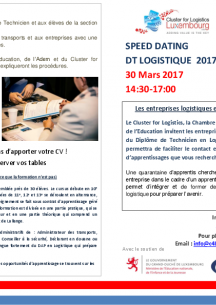 Speed Dating Luxembourg 2016