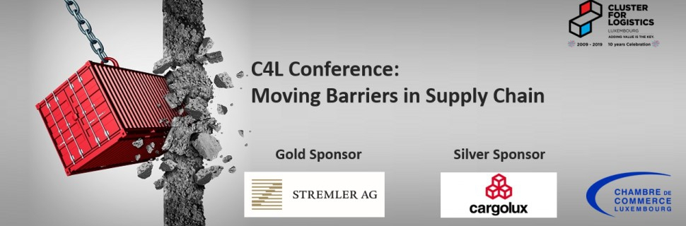 C4L Conference: Moving Barriers in Supply Chain and Logistics - 2018
