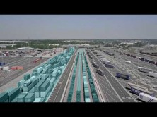 Learn more about the state of the art intermodal terminal in Bettembourg-Dudelange