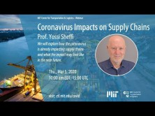 The Coronavirus and the impact on the Supply Chain