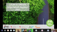 LEAN and GREEN Info Session video - January 19th 2021